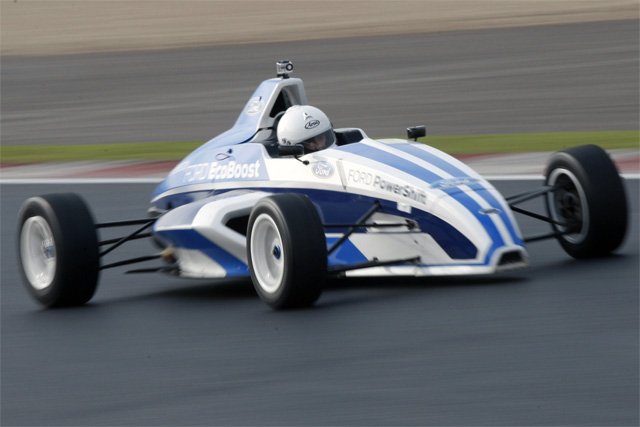 The British Formula Ford Championship will join the Dunlop MSA British Touring Car Championship support race package next season as single-seater racing returns to the BTCC bill after a year out. The...