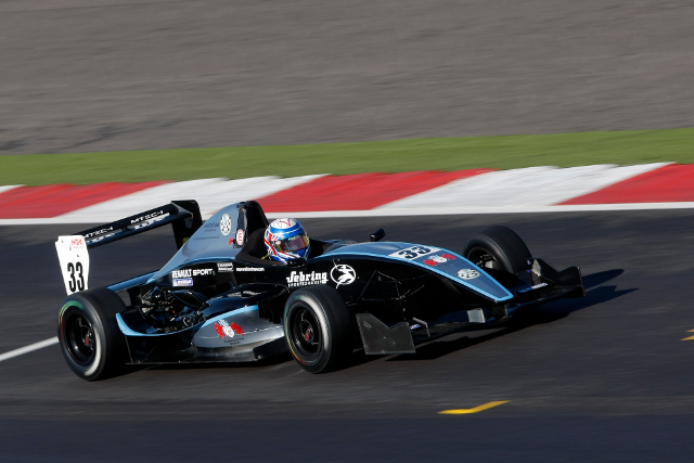 Sean Walkinshaw rounded off his 2012 Protyre Formula Renault BARC season with a top twelve finish during the final race of an incident-packed weekend at Silverstone. A mixed qualifying saw...