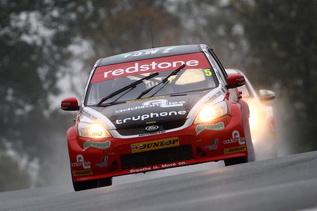 Round 10 of the 2012 British Touring Car Championship.