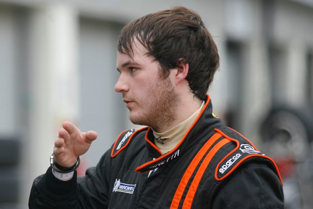Michelin Ginetta GT Supercup star Tom Sharp was left dejected after a cruel mechanical failure denied him the 2012 title in the final rounds of the season at Brands Hatch....