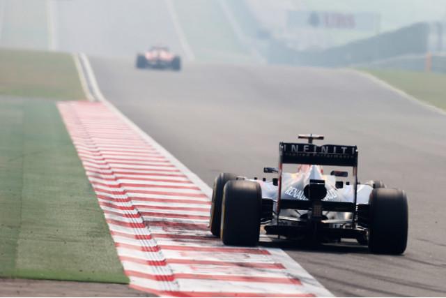 Vettel 2 India 27Oct12