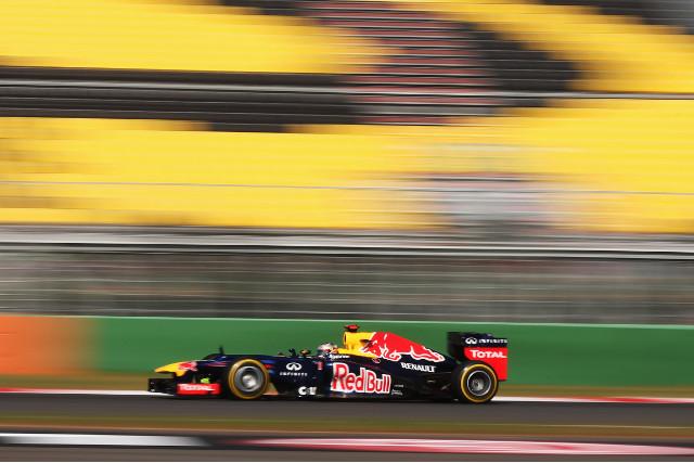Vettel 2 Korea 13Oct12