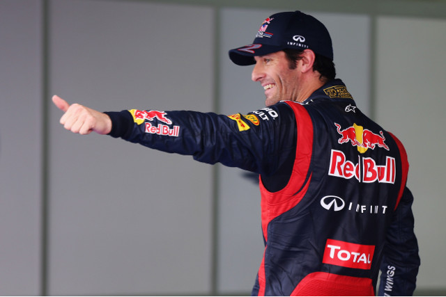 Webber Korea 13Oct12