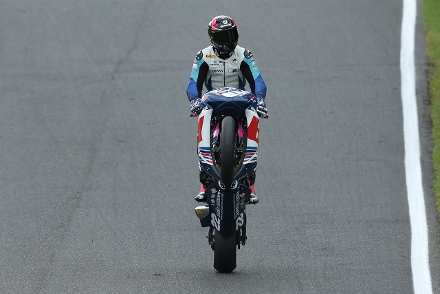 bsb final weekend vital pole goes to lowes the checkered flag