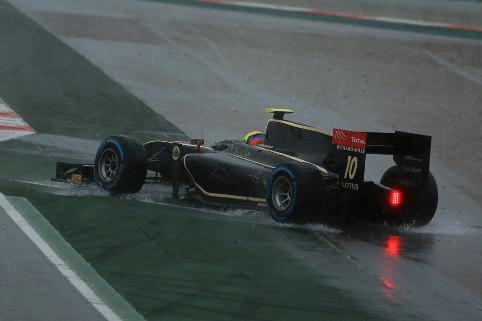 Sergio Canamasas - Photo Credit: www.octanephotos.co.uk