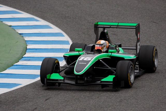 Nick Cassidy - Photo Credit: Alastair Staley/GP3 Series Media Service