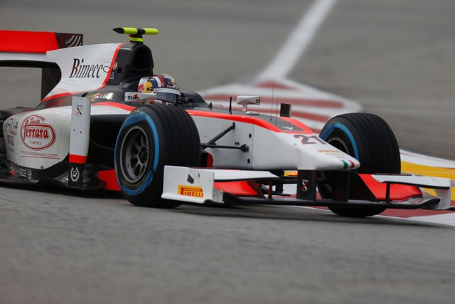 Stefano Coletti - Photo Credit: Glenn Dunbar/GP2 Media Service