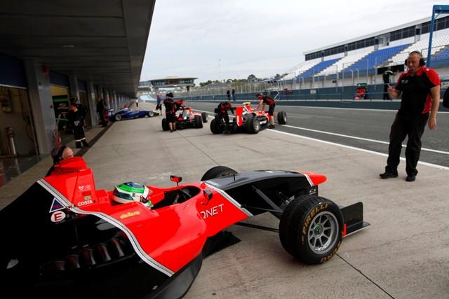 Nicolas Costa - Photo Credit: Alastair Staley/GP3 Series Media Service