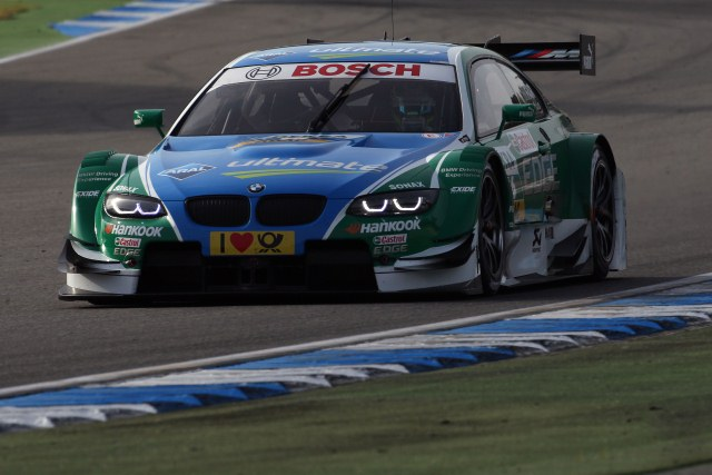 Augusto Farfus - Photo Credit: BMW AG