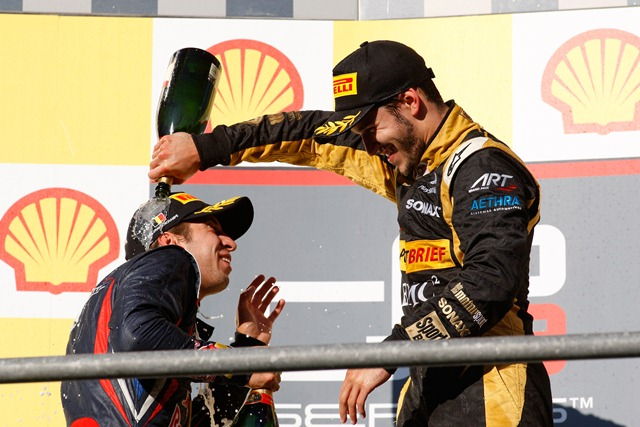 Antonio Felix da Costa and Daniel Abt - Photo Credit: GP3 Media Service