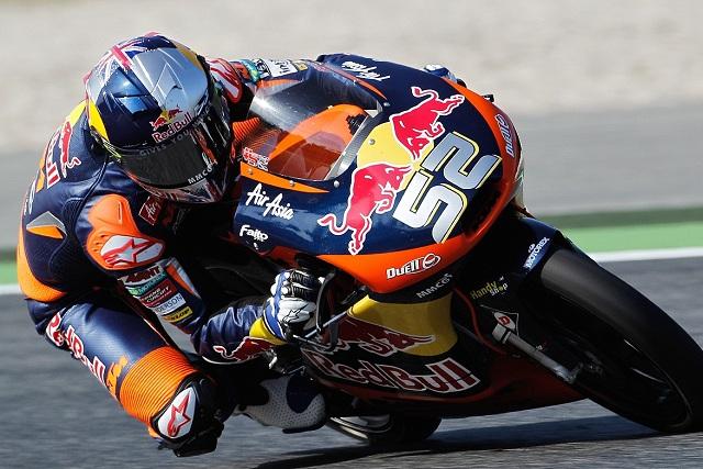 Danny Kent - Photo Credit: MotoGP.com