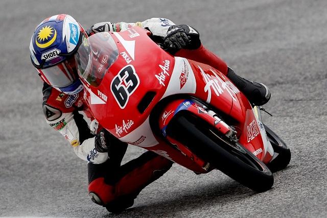 Zulfahmi Khairuddin - Photo Credit: MotoGP.com