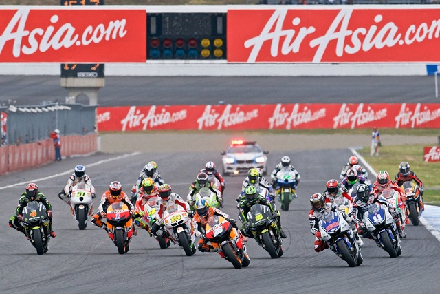 The grids will be decided a little differently in 2013 - Photo Credit: MotoGP.com