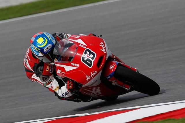 Zulfhami Khairuddin - Photo Credit: MotoGP.com