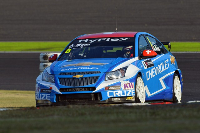 Alain Menu - Photo Credit: FIA WTCC