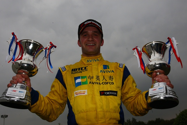 Colin Turkington - Photo Credit: FIA WTCC