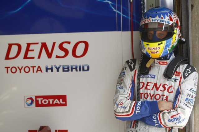Alex Wurz and Toyota Hybrid Racing set the pace as running got underway for the final round of the FIA World Endurance Championship (WEC).
