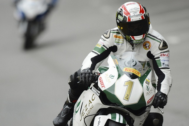 Michael Rutter - Photo Credit: Macau Grand Prix News