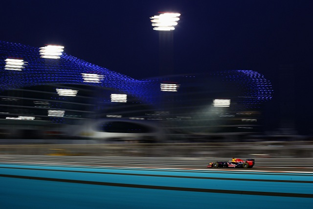 Sebastian Vettel - Photo Credit: Paul Gilham/Getty Images