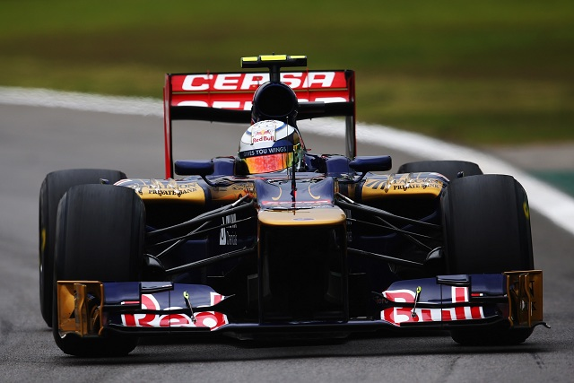 Jean-Eric Vergne - Photo Credit: Clive Mason/Getty Images