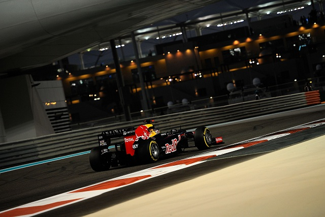 Sebastian Vettel - Photo Credit: Pirelli