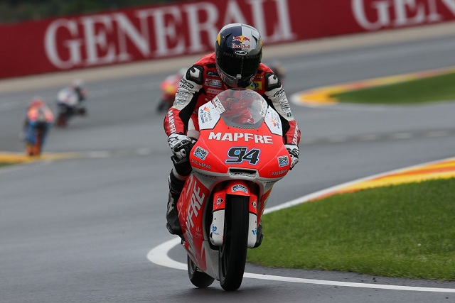 Jonas Folger - Photo Credit: MotoGP.com