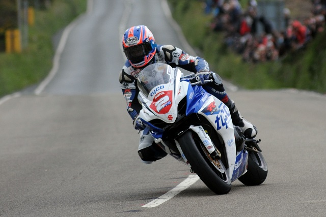Josh Brookes - Photo Credit: Isle of Man TT