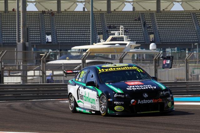 Karl Reindler's Fair Dinkum Sheds Racing entry
