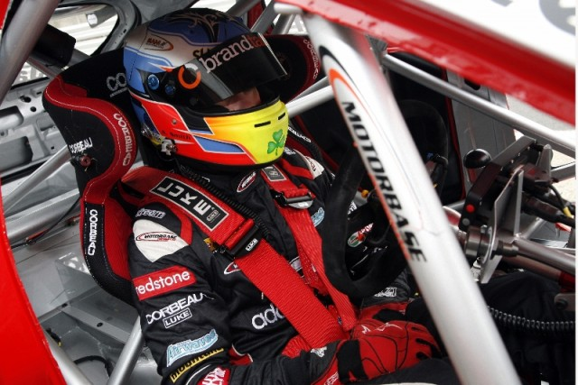Smith gets maiden run in Motorbase NGTC_001