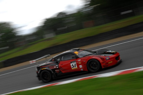 A Martin Byford inspired fourth overall at Brands Hatch was a precursor to a bigger result at Oulton Park (Photo Credit: Chris Gurton Photography)