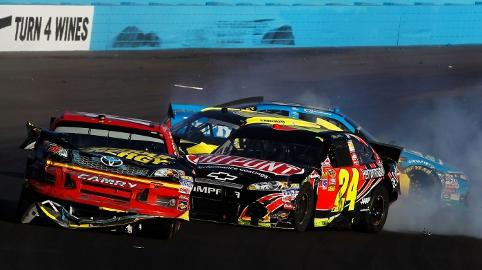 AdvoCare 500, Phoenix International Raceway (Photo Credit: Tom Pennington/Getty Images for NASCAR)