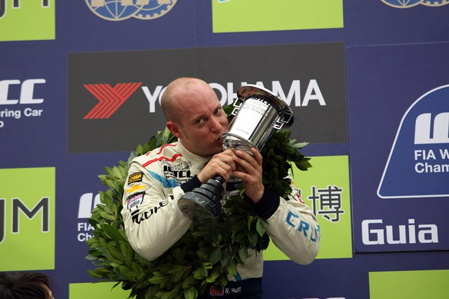 Rob Huff - Photo Credit: FIA WTCC