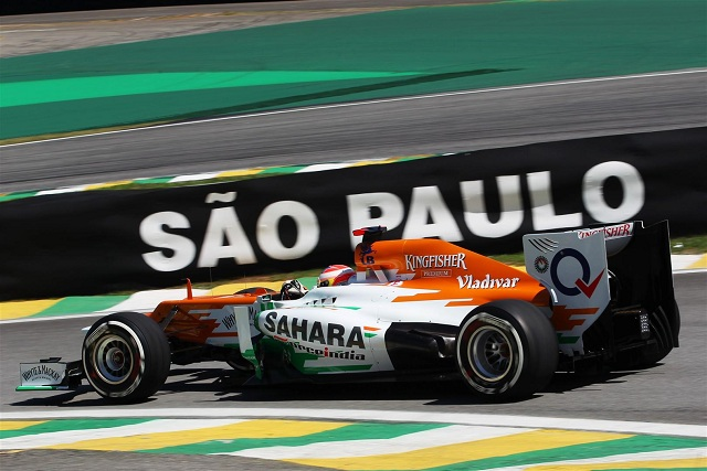 Paul Di Resta - Photo Credit: Sahara Force India
