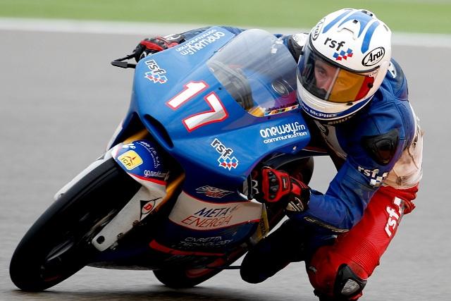 John McPhee - Photo Credit: MotoGP.com