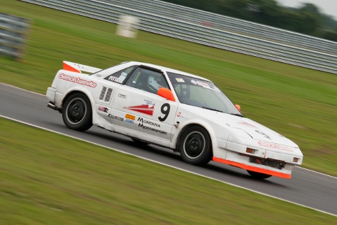 Two half seasons in Toyota MR2s ended with a unbeaten run of six races