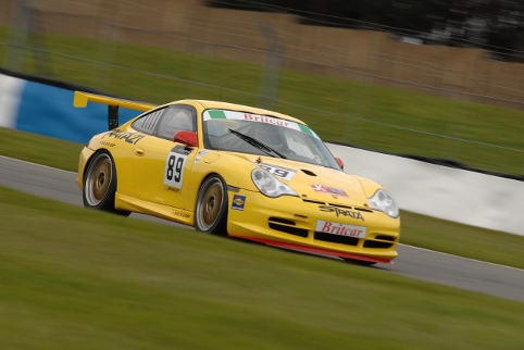 Pittard made his BEC debut at Donington Park in April (Photo Credit: Chris Gurton Photography)