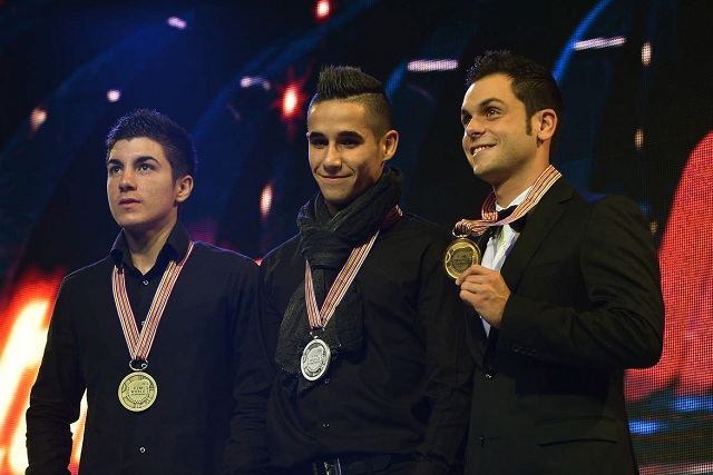The top three are rewarded at the annual FIM ceremony - Photo Credit: MotoGP.com