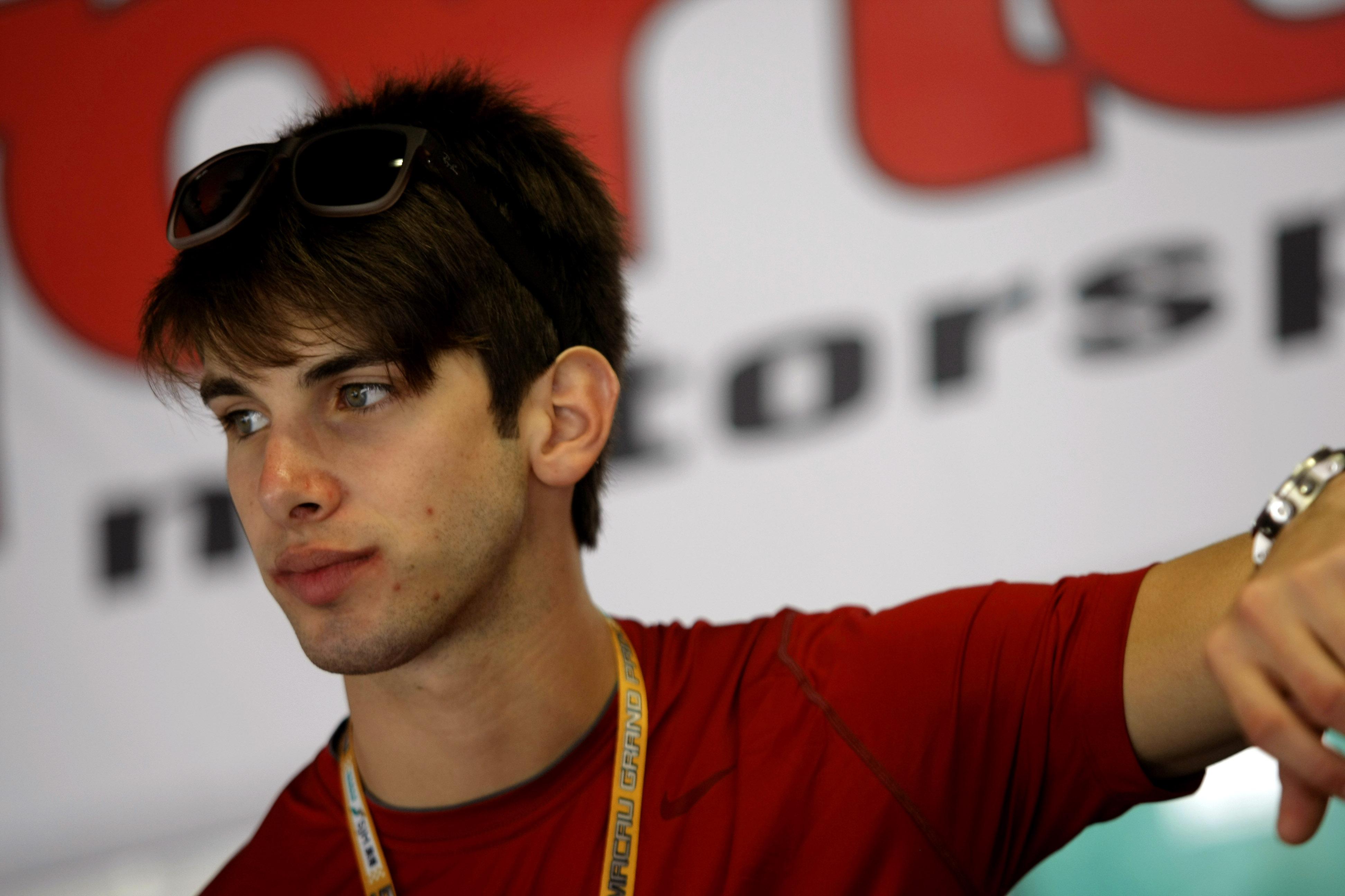 Felix Serralles (PUR) Fortec Motorsport Dallara Mercedes
