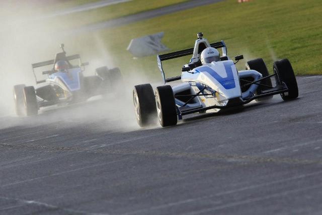 Formula Ford Sampler Day - Jakob Ebrey