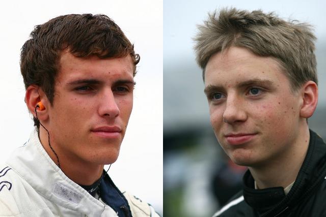 Sean Walkinshaw and Cameron Twynham - Jakob Ebrey