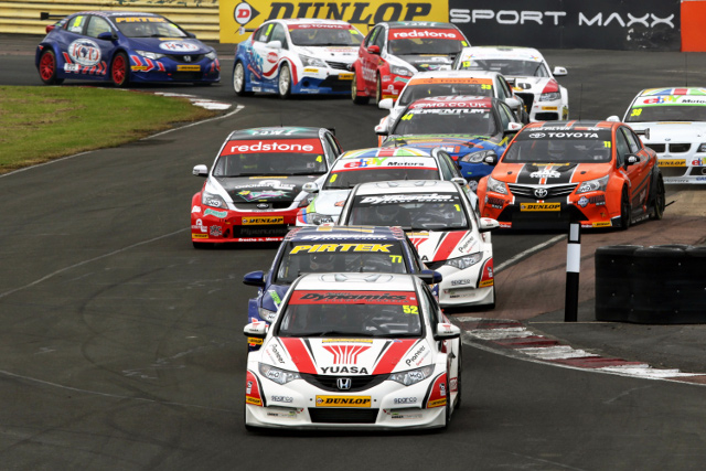 Gordon Shedden will lead the BTCC drivers to Autosport International