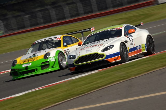 The team raced at Snetterton and Silverstone in 2012 (Photo Credit: Chris Gurton Photography)