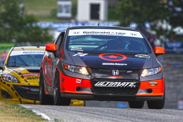 Jordan will race a Honda Civic Si at Daytona (Photo Credit: Grand-Am)