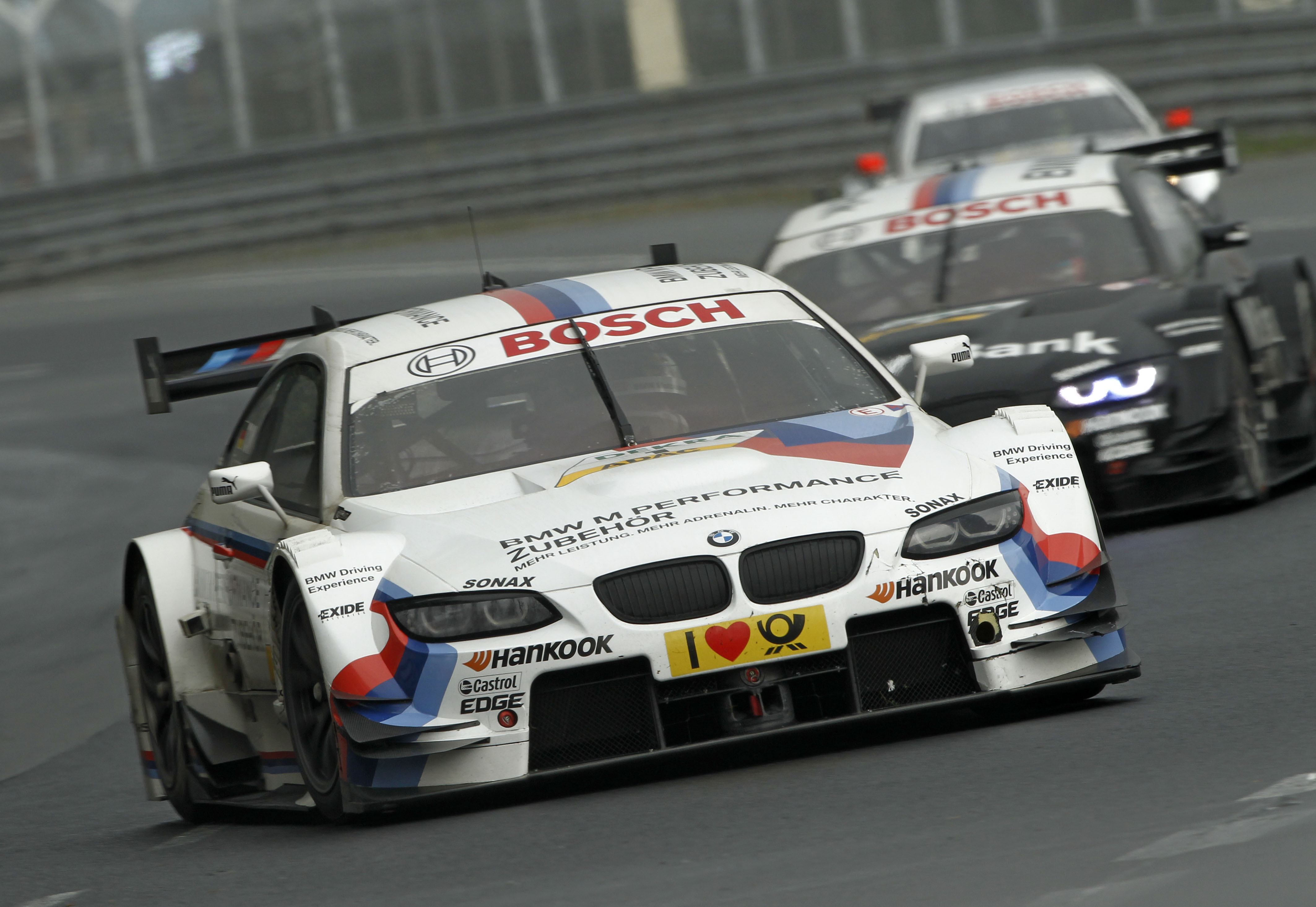 Martin Tomczyk - Bavarian pride at stake for title defence. (Image credit: DTM Media)