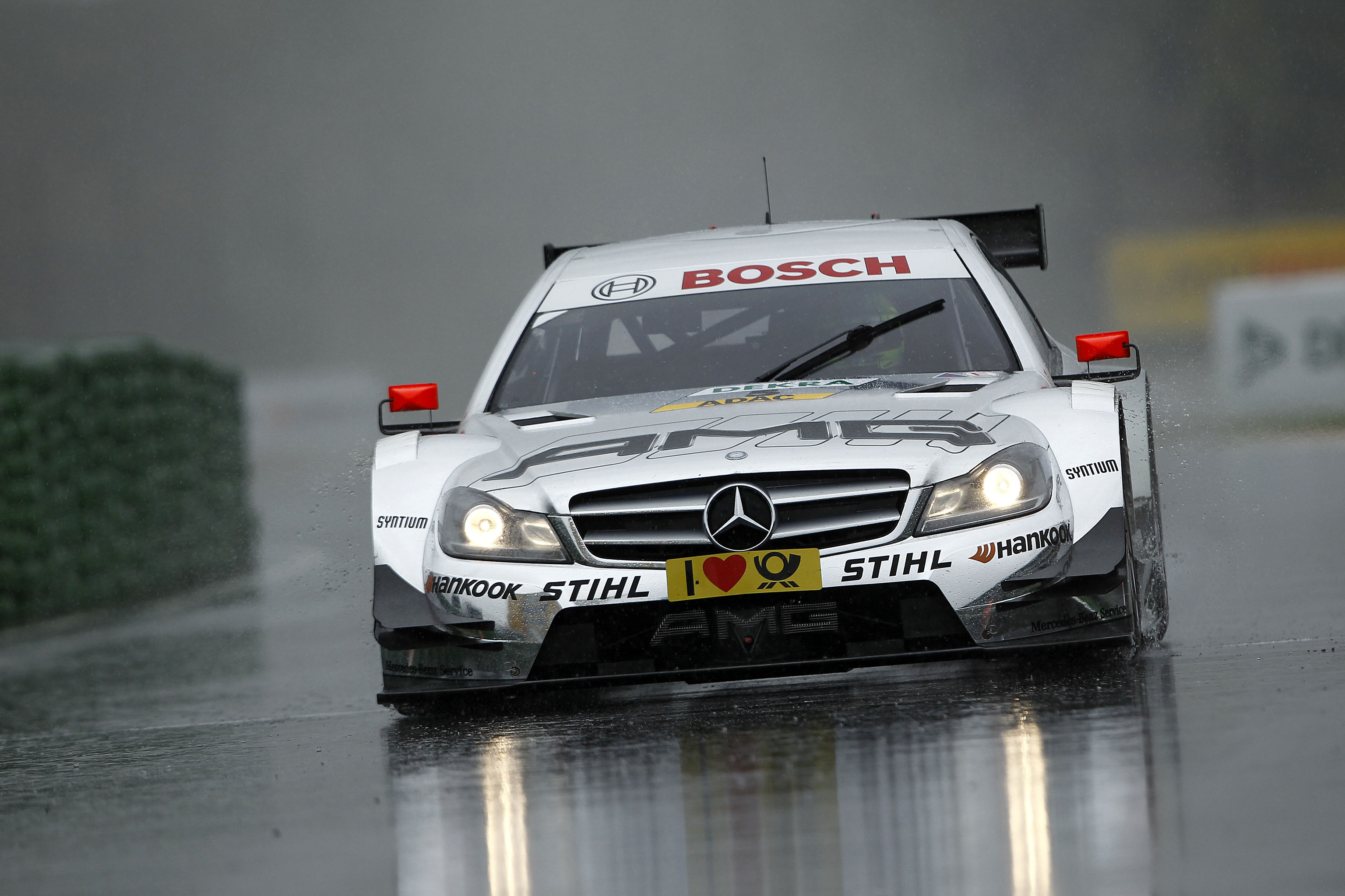 Green wins for Mrecedes for last time at Norisring