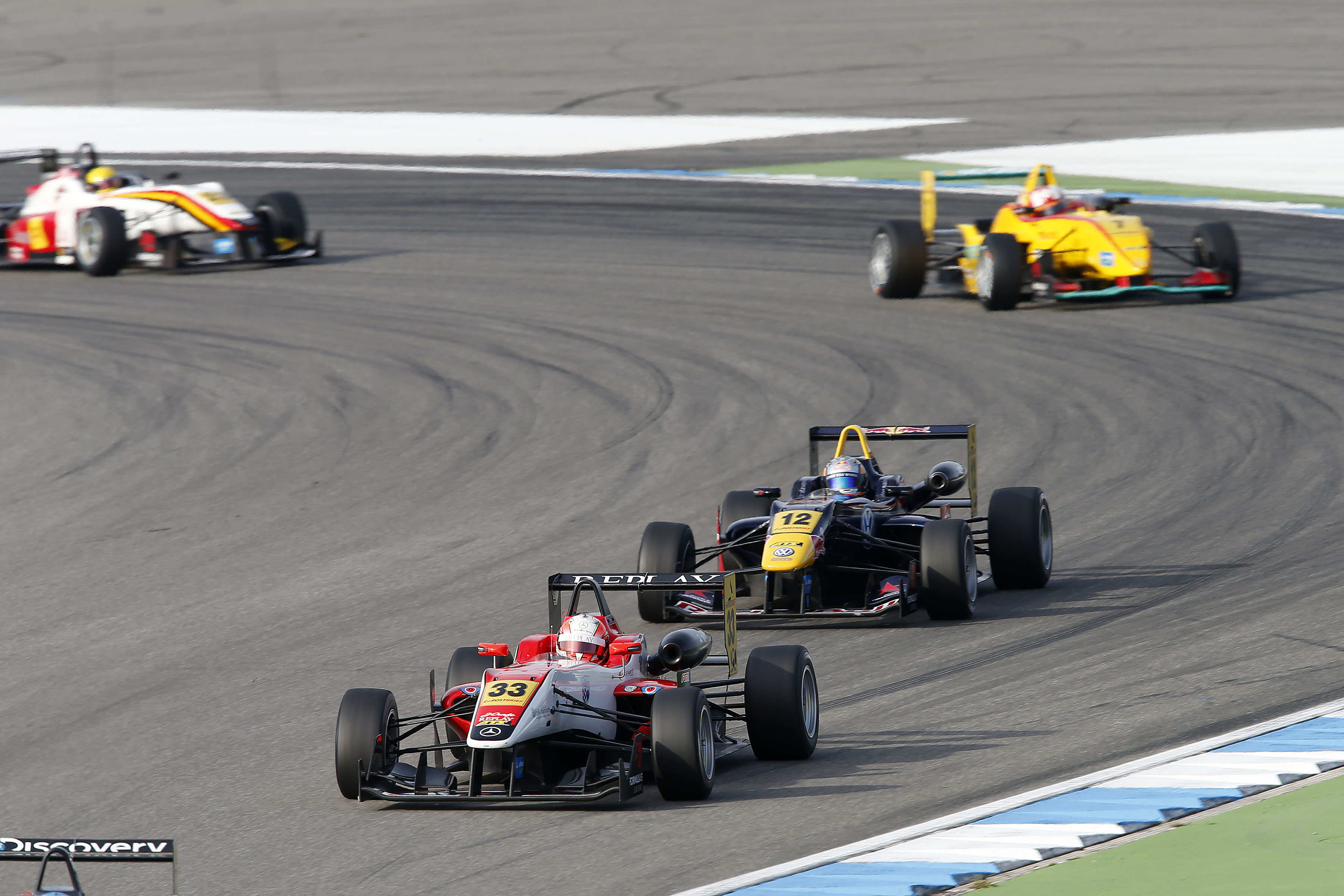 Formula 3 Euro Series Hockenheim (D)
