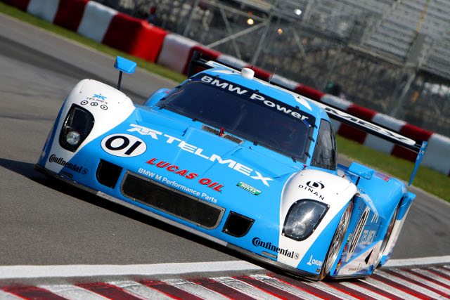 Pruett and Rojas will defend their title in 2013 (Photo Credit: Grand-Am)
