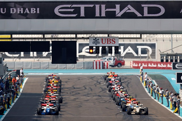 GP2 Yas Marina - Photo Credit: Alastair Staley/GP2 Media Service