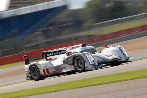 Lotterer and company added victory at Silverstone to a Le Mans win in the summer (Photo Credit: Chris Gurton Photography)