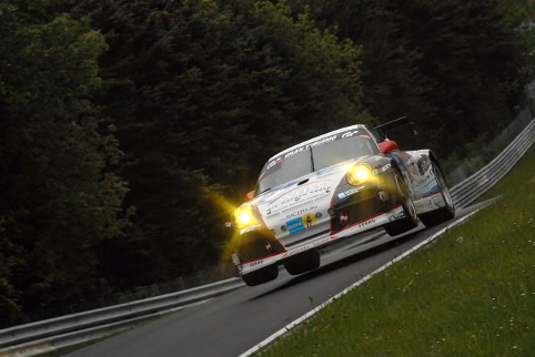 Manthey are familiar with the Nurburgring 24 Hours (Photo Credit: Chris Gurton Photography)